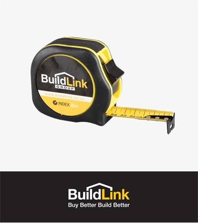 BuildLink Tape Measure 8m x 25m